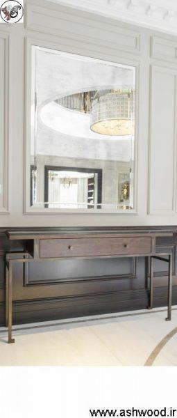 میز و کنسول و آینه مدرن