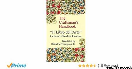 معرفی یک کتاب : گزیده ای از Cennino Cennini است