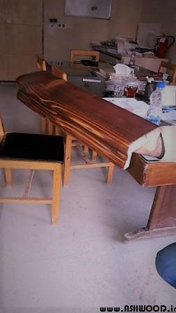 طراحی و ساخت انواع پله , عکس نرده چوبی٬ هندریل پله٬ کف پله٬