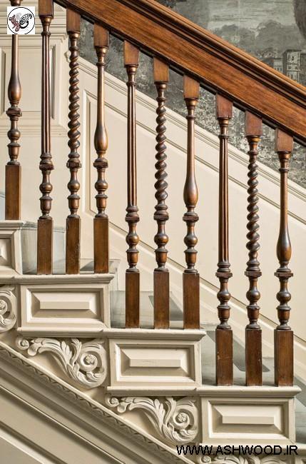 پله چوبی قیمت
