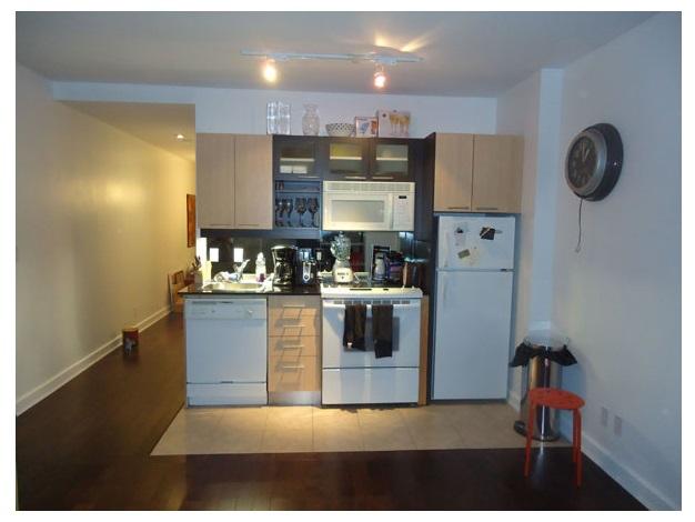 بهینه سازی در آشپزخانه های تک دیواری , طراحی دکوراسیون آشپزخانه