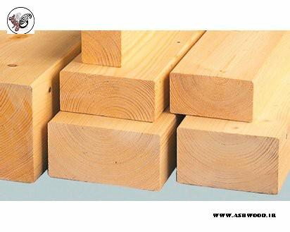 کاربرد چوب چهار تراش