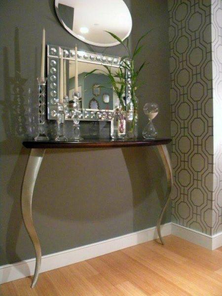 ایده های جدید و مدل های میز کنسول چوبی لوکس و سفارشی , طراحی و ساخت دکوراسیون چوبی , میز کنسول چوبی , قیمت میز کنسول چوبی پذیرایی