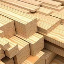 چوب کاج روسی در ابعاد و کیفیت های مختلف