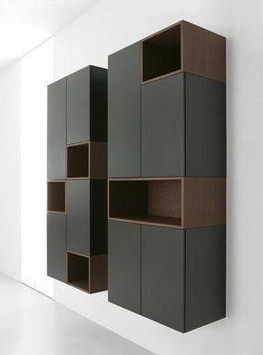 قفسه بندی و کمد دیواری