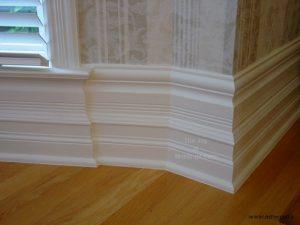 قرنیز چوب , قرنیز چوبی سفید