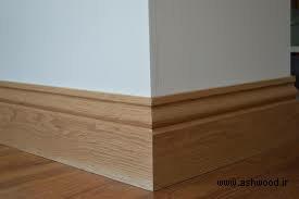 مدل های قرنیز چوبی
