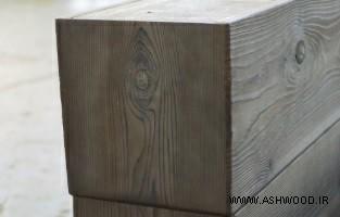 مدل جدید تیر چوبی سبک روستیک 2019