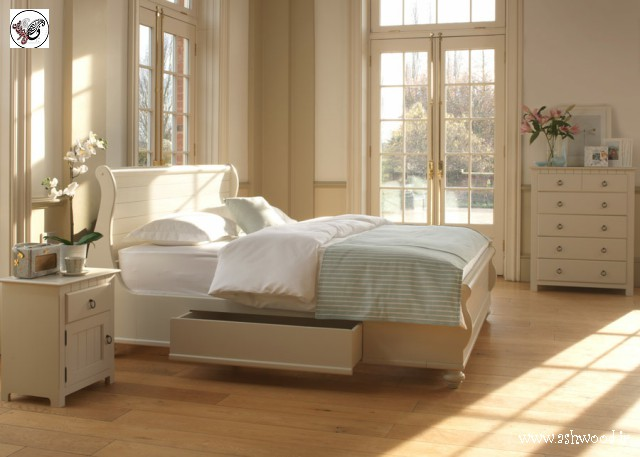 تختخواب چوبی , تخت خواب چوبی , دکوراسیون اتاق خواب , ایده و مدل تختخواب چوبی کلاسیک