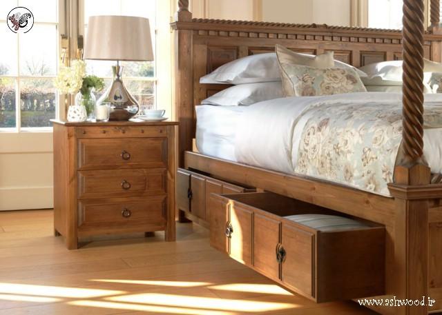 45 مدلهای تخت خواب سبک کلاسیک, دکوراسیون اتاق خواب کلاسیک
