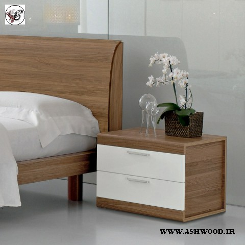 میز کنار تختی٬ دکوراسیون اتاق خواب٬ دکوراسیون اتاق خواب مدرن٬