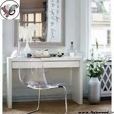 میز کنسول و میز آرایش چوبی