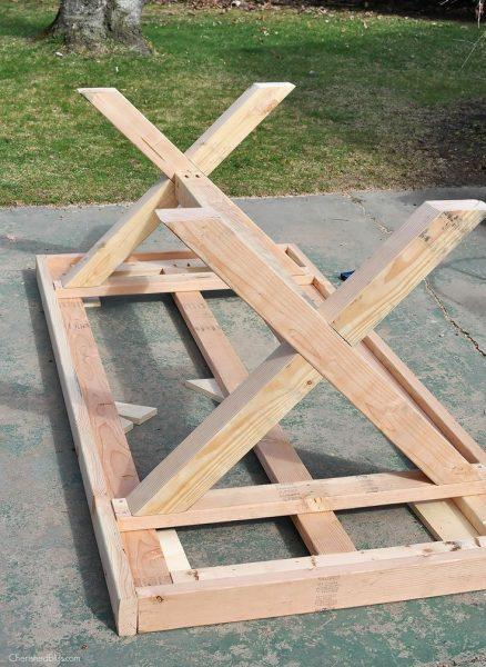 آلاچیق و مبلمان روف گاردن ، بار چوبی