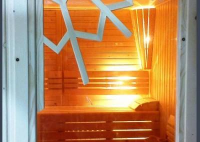 ساخت سونا درب سونا گره سازی