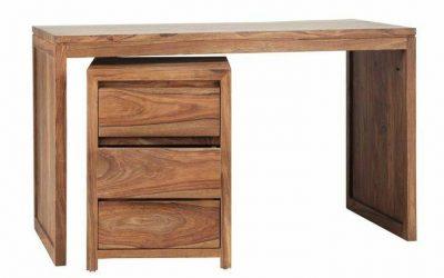 میز تحریر چوبی میزی لازم برای هر کاشانه و اداره در دکوراسیون چوبی