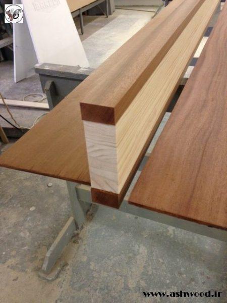 بائو درب تمام چوب , ساخت بدنه چهارچوب