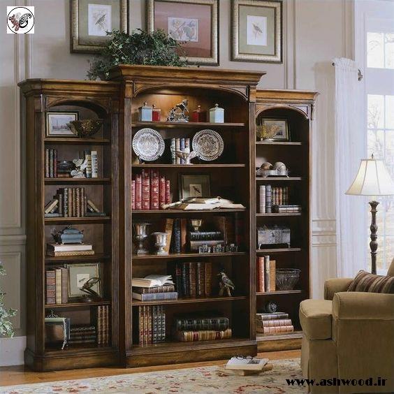 درباره کتابخانه چوبی