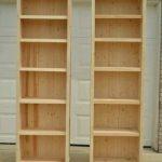 کتابخانه چوبی
