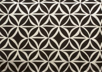 الگو طرح ایده از نقوش هندسی و جالب
