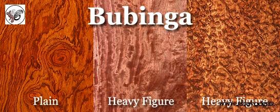 چوب و روکش بوبینگا , گونه در معرض خطر