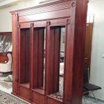 دکوراسیون چوبی , نمونه کار جدید از بوفه ویترین دکوراسیون داخلی منزل