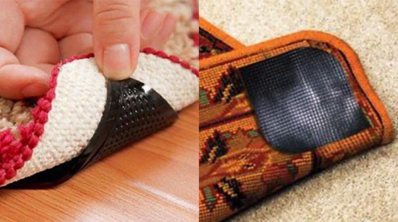 اهمیت استفاده از پد در زیر فرش ها