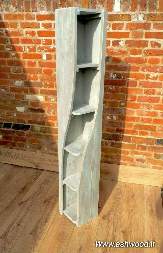 قفسه چوبی، ایده های خلاقانه چوبی