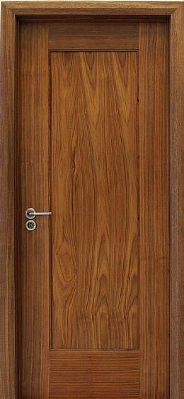 درب داخلی معاصر درب چوب گردو