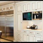 نمونه کار کابینت آشپزخانه ، کابینت ایرانی ، کابینت اشپزخانه مدل جدید ، کابینت 2018 ، کابینت آشپزخانه هایگلاس رنگ پولیش