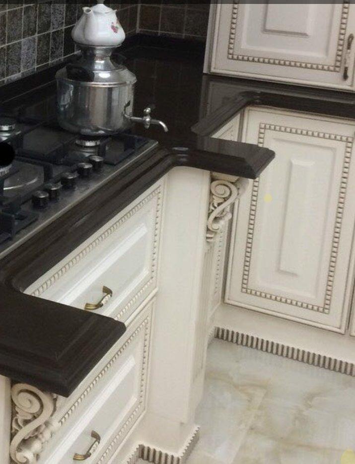 آشپزخانه سبک کلاسیک