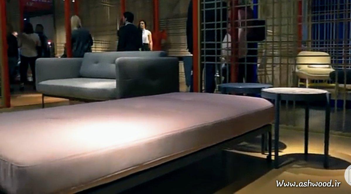 مبل استراحت در دو مدل مستطیل و مربع