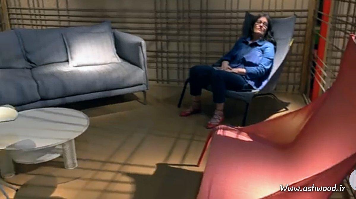 مبل استراحت در دو مدل مستطیل و مربع،پشتی دار و بدون تکیه گاه