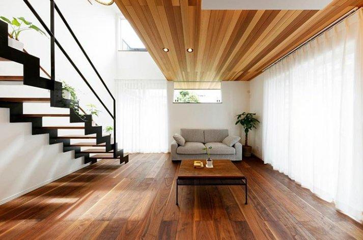 معماری و دکوراسیون چوب طبیعی هتل در سیدنی