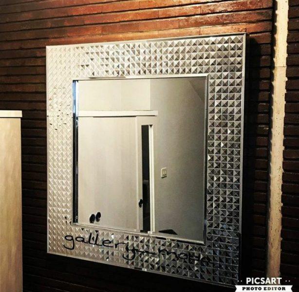 آینه کاری , قاب آینه کاری شده , آینه دکوراتیو , آینه کاری سنتی , آینه کاری مدرن