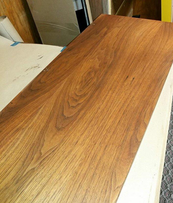 صفحه میز چوب گردو