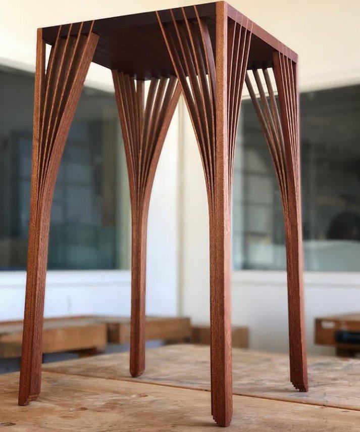 ایده  دکوراسیون داخلی چوبی