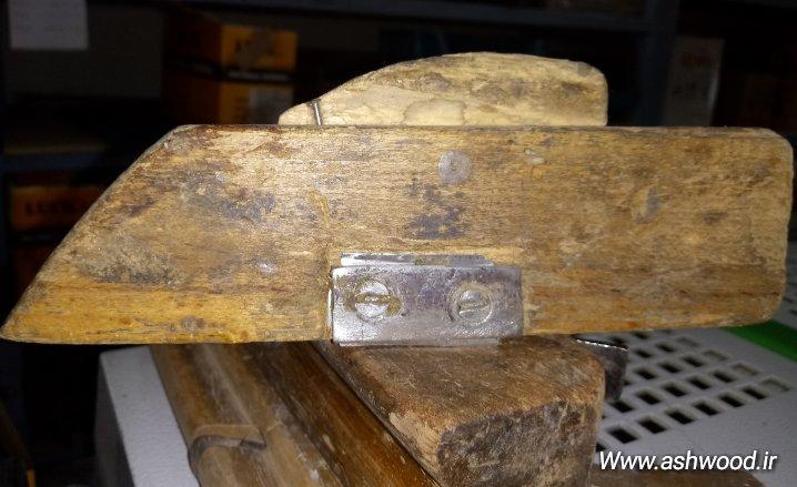 ابزار قدیمی درودگری