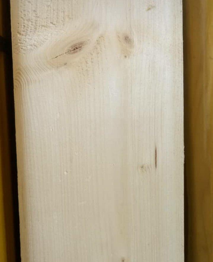 نما روکوب چوبی، تخته کاج روسی