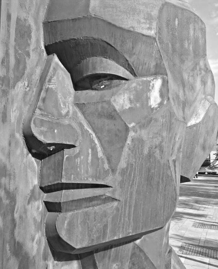 المان مفهومی در موزه زندان قصر