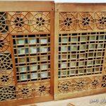 درب و پنجره سنتی گره چینی , معماری ایران زمین