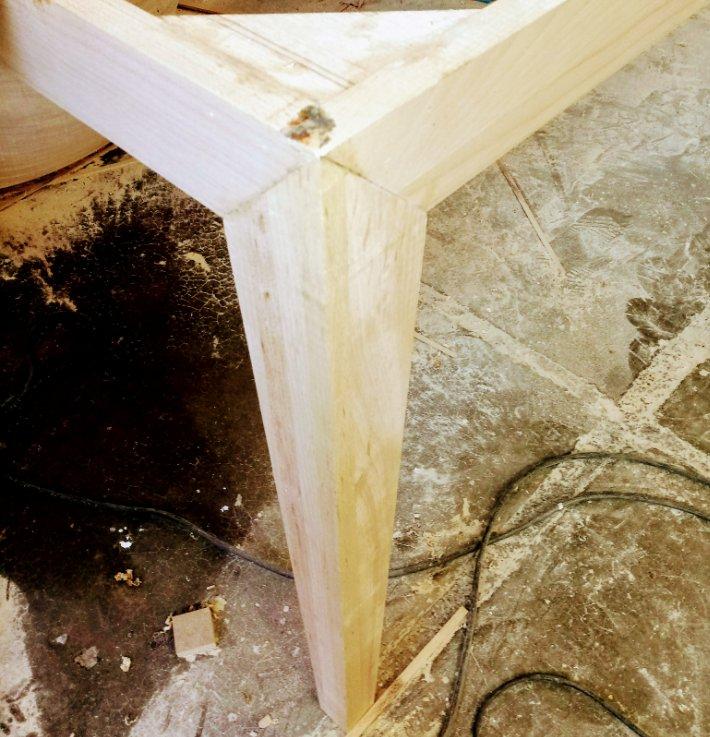 ساخت میز ناهار خوری , دکوراسیون چوبی منزل