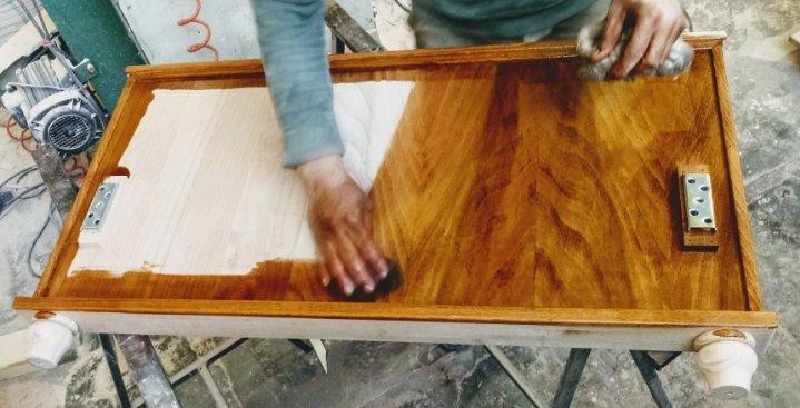 دکوراسیون چوبی منزل