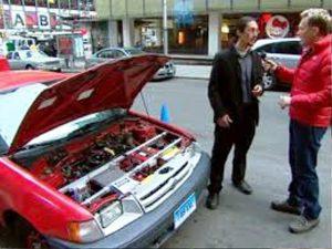 روشن نشدن و دلیل خرابی ماشین