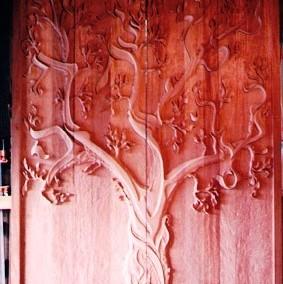 ایده و طرح کنده کاری روی چوب