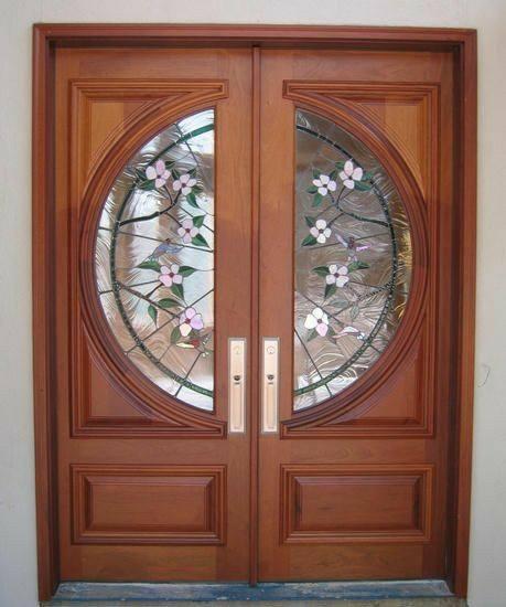 ساخت درب چوبی اتاق