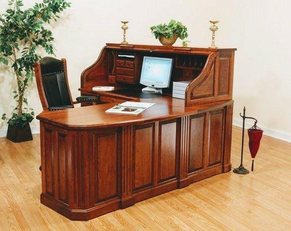 ساخت میز تحریر آنتیک و کلاسیک