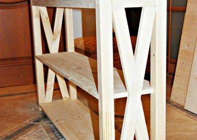 مدل و ایده میز چوبی