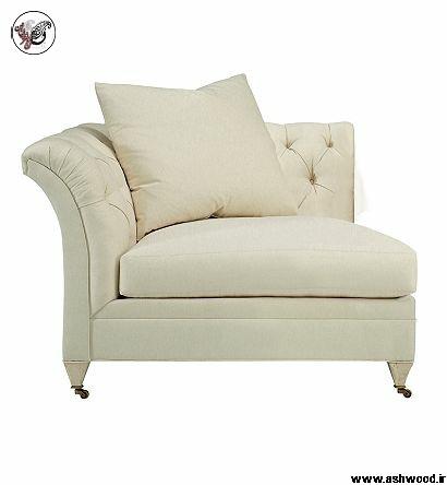 مبل و صندلی سه گوش ,صندلی گوشه