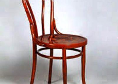 صندلی لهستانی , صندلی چوب خم