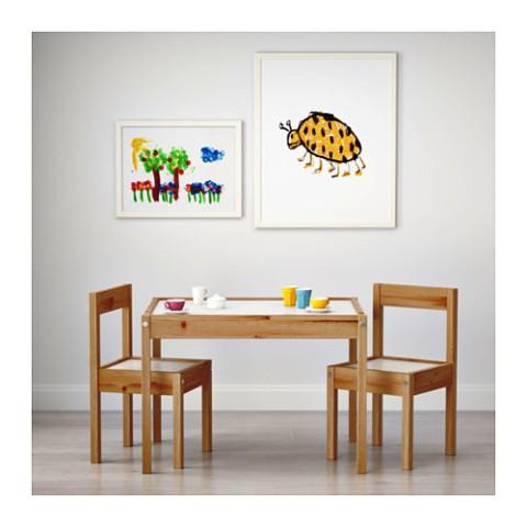 میز و صندلی کودک ، میز تحریر